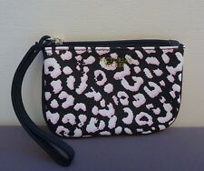 Victoria's Secret Animal print Makeup Cosmetics Bag / Coin Bag, Brand New!