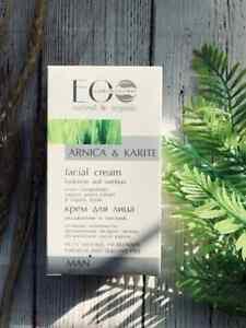 EO Laboratorie Men's Arnica & Karite Facial Cream Hydration & Nutrition Original