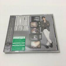 KIM HYUN JOONG (SS501) Tonight JAPAN CD Free Shipping SEALED