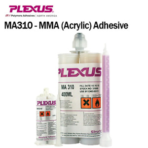 Plexus MA310 All Purpose High Strength MMA Adhesive (31500, 31000)