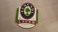 """1 only SOUTH PACIFIC LAGER /"""" SP GOLD MEDAL LAGER /"""" Beer Coaster collectable SML"""