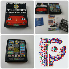 Lotus Esprit Turbo Challenge A Gremlin Game for the Amiga tested & working VGC