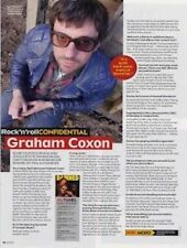Graham Coxon Blur a retrospective Interview