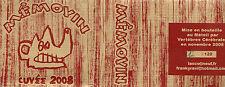 RARE EO N° 120 EXEMPLAIRES FRANKYRAVY & LASCO MÉMOVIN ( CARTES ILLUSTRÉES )