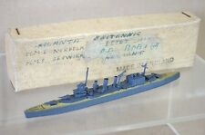 TREMO TM HMS NORFOLK 1:1200 WWII COUNTY CLASS HEAVY CRUISER MODEL SHIP m