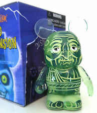 "DISNEY VINYLMATION 3"" HAUNTED MANSION SERIES 1 GREAT CEASAR'S GHOST TOY FIGURE"