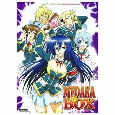 Medaka Box: Complete Collection (DVD, 2013, 3-Disc Set)
