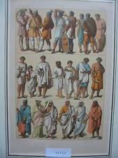 Originaldrucke (1800-1899) aus Italien mit Lithographie-Technik