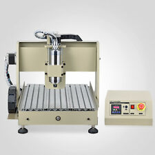 4 AXIS USB CNC3040 ROUTER ENGRAVER ENGRAVING DRILLING MILLING MACHINE 800W VFD