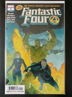 FANTASTIC FOUR #1a (2018 MARVEL Comics) ~ VF/NM Comic Book