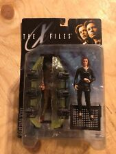The X-Files Agent Dana Skully Action Figure Toy 1998 McFarlane Complete TB3