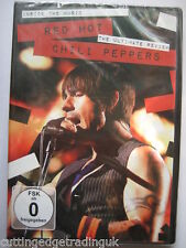 Red Hot Chilli Peppers: Inside the Music, The Ultimate Review (DVD) NEW SEALED