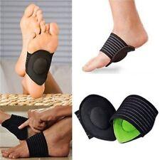 1 pair Foot Support Strutz Cushioned Arch Helps Decrease Plantar Fasciitis Pain
