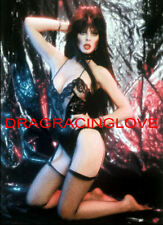 "Cassandra Peterson ""Elvira"" ""Mistress of the Dark"" HOT ""Pin-Up"" PHOTO! #(19)"