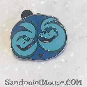 Disney DLR HM 2019 Duos Villains Little Mermaid Flotsam Jetsam Pin (UC:134116)