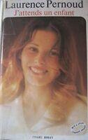 Livre d'occasion de 1979  - J'attends un enfant -