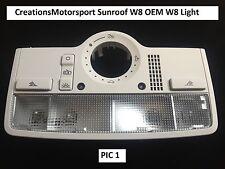 VW Golf Bora Passat Leon Skoda W8 Innenleuchte Schiebedach version Beleuchtung