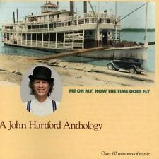 John Hartford - Me Oh My How the Time Does Fly [New CD]
