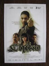 Filmplakatkarte / moviepostercard  Chiko   Denis Moschitto, Moritz Bleibtreu