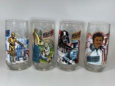 Star Wars The Empire Strikes Back Burger King Glasses