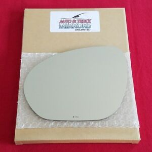 Mirror Glass For Nissan Cube, Juke Driver Side Replacement