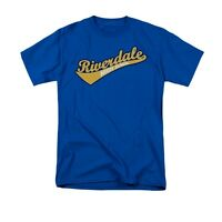 ARCHIE COMICS RIVERDALE HIGH SCHOOL Licensed Men's Graphic Tee Shirt SM-5XL