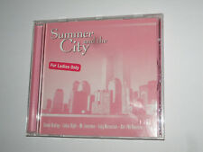 Summer and the City - For Ladies Only ? CD