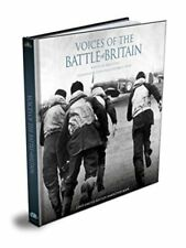 Voices of The Battle of Britain (New 2 DVD / Hardcover Book Set) Aircraft WW2