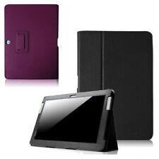 Fintie Slim Fit Folio Case For Samsung Galaxy Tab 2 10.1 Tab 3 10.1 Tab 4 7.0