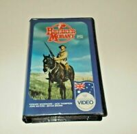Breaker Morant VHS Pal Australian Video Clamshell