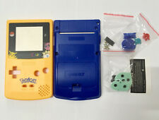 Housing Shell case Cover Replacement for Nintendo Gameboy Color GBC Pokemon
