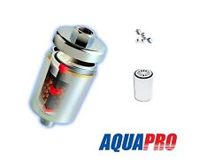 Shower Filter / USA designed Aqua Pro / Helps Skin Allergies / Removes Chemicals