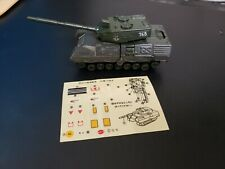 1983 Bandai GoBots Destroyer Tank with Sticker Sheet vintage original