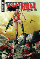 VAMPIRELLA #10 CVR D GUNDUZ VARIANT 2020 DYNAMITE ENTERTAINMENT 7/1/20 NM