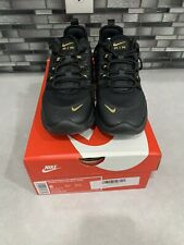 Nike womens air max axis black sneaker gold size 6 AA2168 007