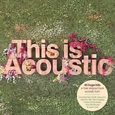 This is Acoustic   Various Artists    CD   **Brand New ** Ezra Sia Years & Years