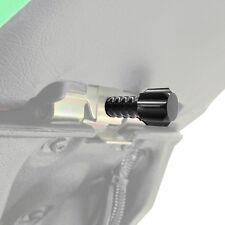 Country Cat Black Billet Seat Screw 2012-2017 Arctic Cat ZR F XF M Yamaha Viper