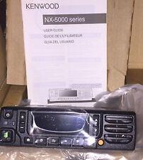 KENWOOD Nx-5700K 50 WATT VHF RADIO 136 Mhz-174 Mhz NXDN /ANALOG