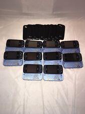 Lot of 10 LG Neon II GW370 - Blue (AT&T) Cellular Phone READ description