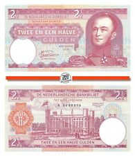 Netherlands, 2½ Gulden, 2019, King Willem II, Prefix AA - Gabris, Specimen, Note