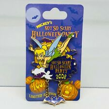 Disney 2008 Tinker Bell / Mickey's Not So Scary Halloween Party Pin- LE2500