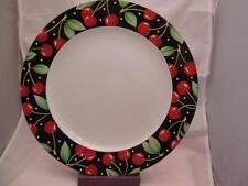 Sakura Cherries Dinner Plate (s) At Home with Mary Englebreit