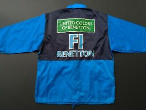 United Colors of Benetton Giacca M//L Su/éter para Ni/ños