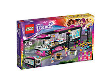LEGO Friends 41106 Popstar Tourbus - Pop Stars Livi Girls Musik Tournee Bus