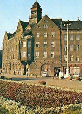 """Alte Postkarte - Legnica - Hotel """"Piast"""""""