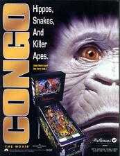 Congo Pinball - CPU Rom 2.1 [G11/U6] [Bally / Williams] EPROM
