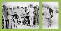 Photos of Francisco Pancho Villa 1914 PHOTO Lot Mexican Revolution