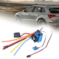 HN- 4.8-8.4V 320A Two Way Brushed ESC Speed Controller for 1/10 1/8 RC Car Boat
