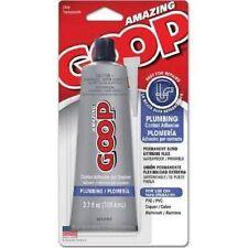 3.7 oz Amazing Plumbing Goop Glue Adhesive Sealant ECLECTIC PRODUCTS INC 150011