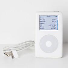 Apple iPod Classic Photo 4. Generation 4G Weiß A1099 M9830LL 60GB #56